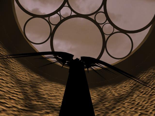 Primera gráfica 3D de Mike Lorenzo