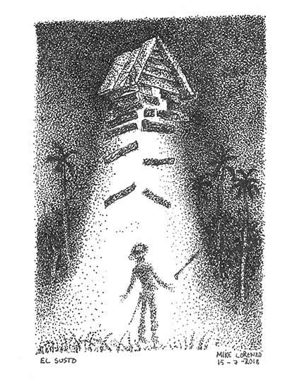 El lado flotante del infinito