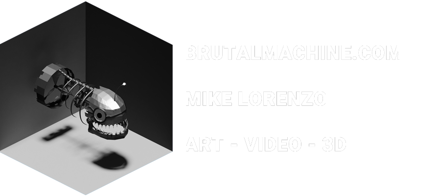 logo brutalmachine mike lorenzo 2020 v2